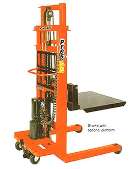AC-Electric-Stacker