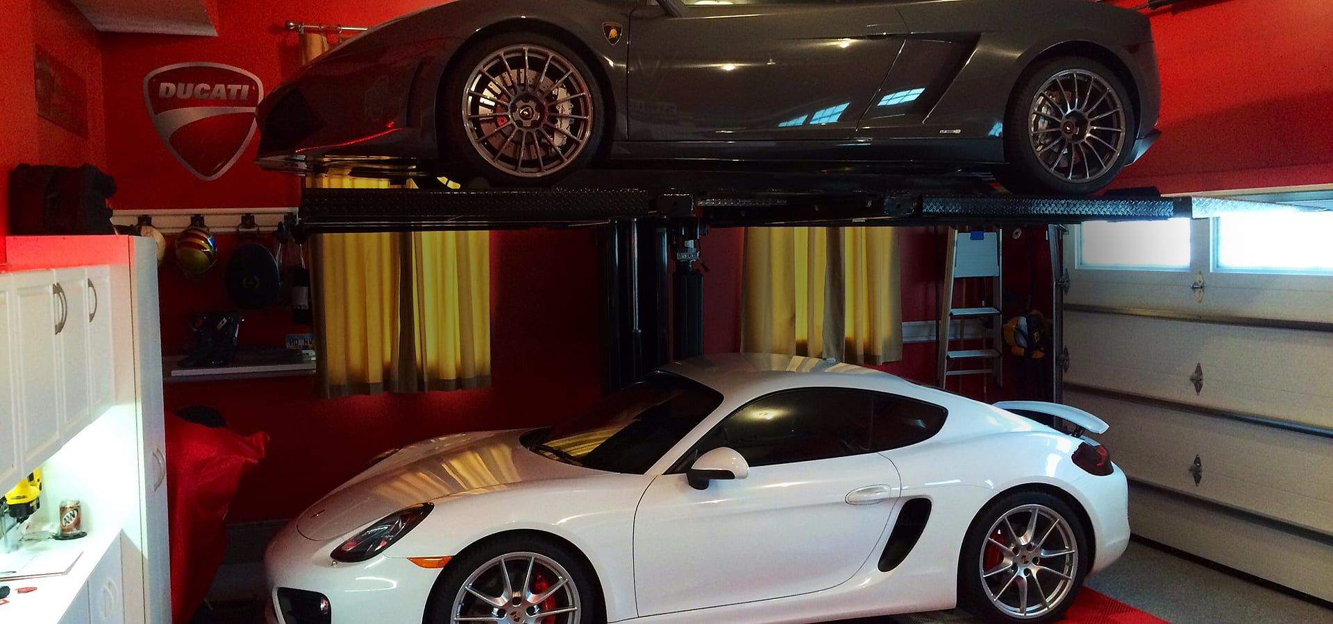 Superb HOME. Custom Residential Car Lifts