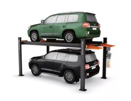 Apex 8000 4 Post Parking Lift