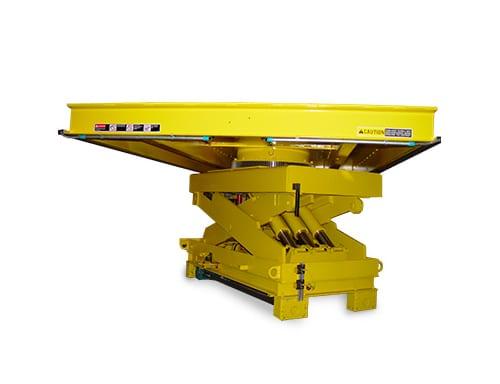 High Capacity Powered Turntable