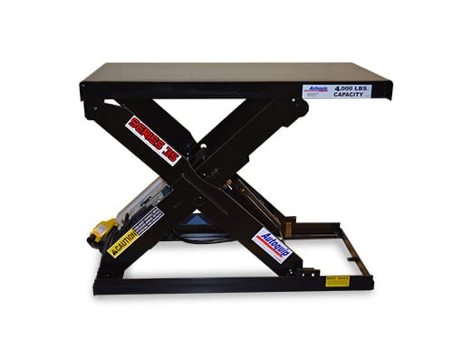 series 35 scissor lift table