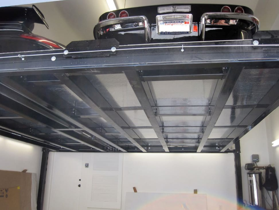 Buddy Up 4 Post Car Lift Made In Usa American Custom Lifts