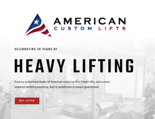 Testimonials | American Custom Lifts