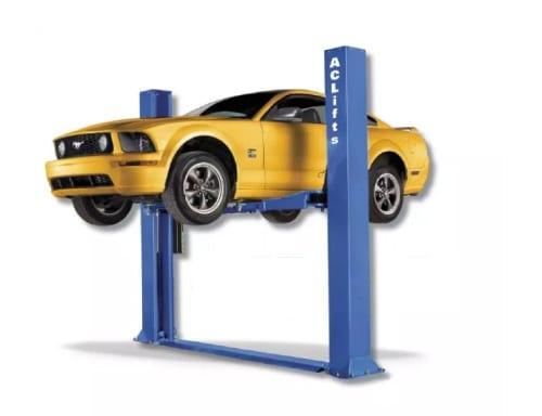 QFP09 2 Post Automotive Lift