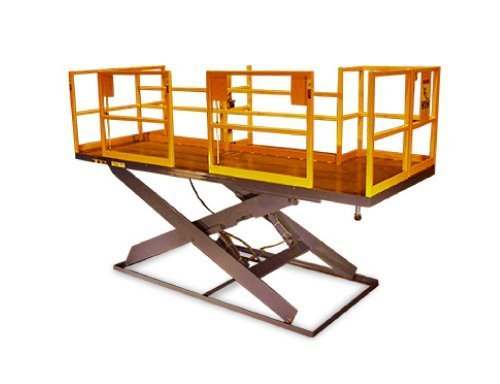 Carousel Work Platform