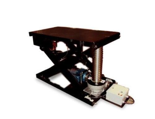 Electro-Mechanical Scissor Lift
