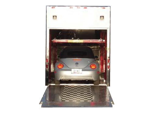 GTR Car Trailer Lift