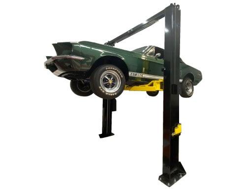 WAS112E Two Post Automotive Lift